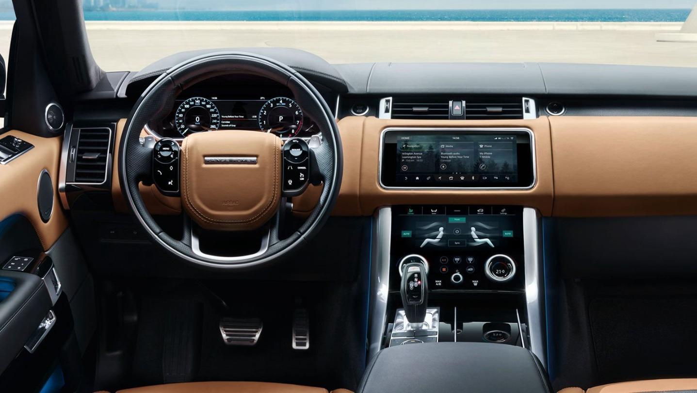 Land Rover Range Rover Sport 2020 Interior 003