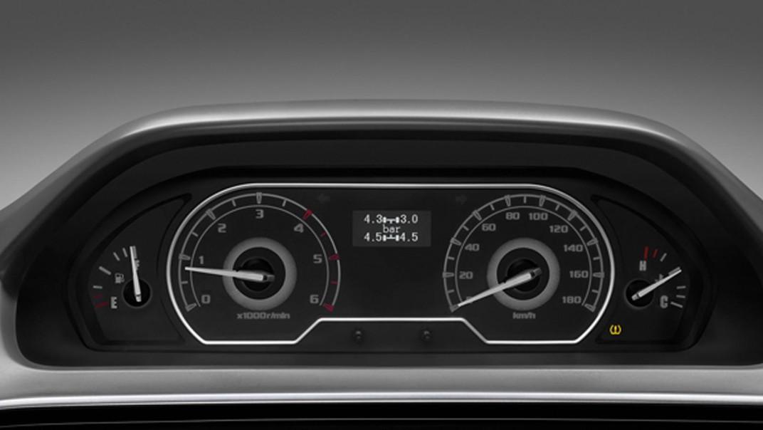 MG V80 2020 Interior 006
