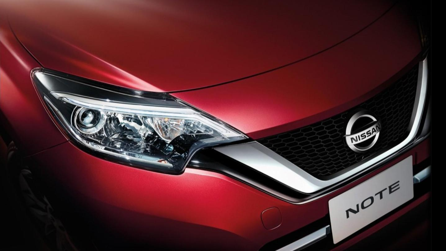 Nissan Note 2020 Exterior 003