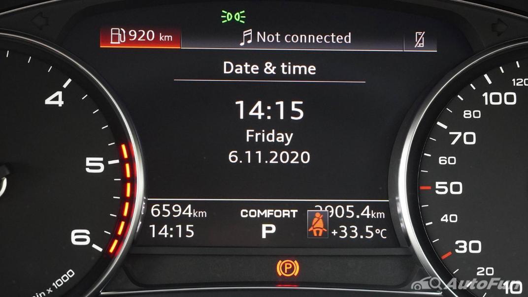 2020 Audi Q7 3.0 45 TDI Quattro Interior 005