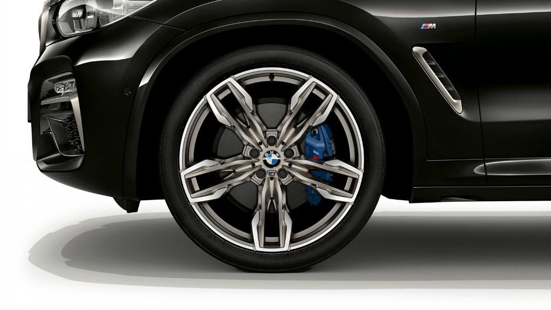 BMW X4-M Public 2020 Exterior 008