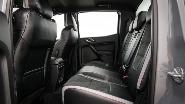 2021 Ford Ranger Raptor X Interior 008