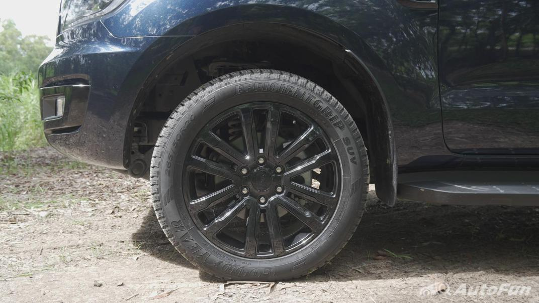 2021 Ford Everest 2.0L Turbo Titanium 4x2 10AT - SPORT Exterior 036