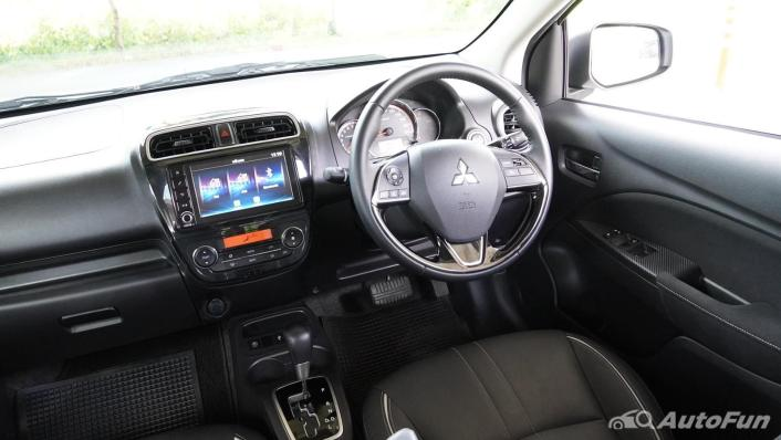 2020 1.2 Mitsubishi Attrage GLS-LTD CVT Interior 002