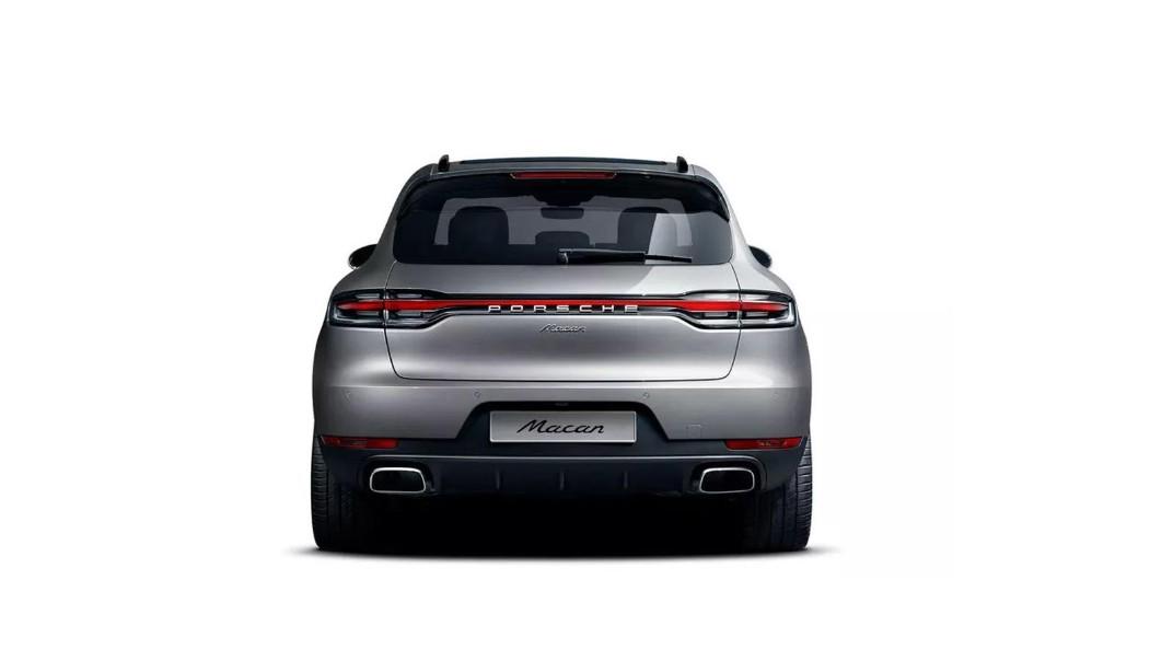 Porsche Macan Public 2020 Exterior 008