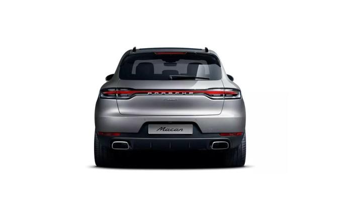 Porsche Macan 2020 Exterior 008