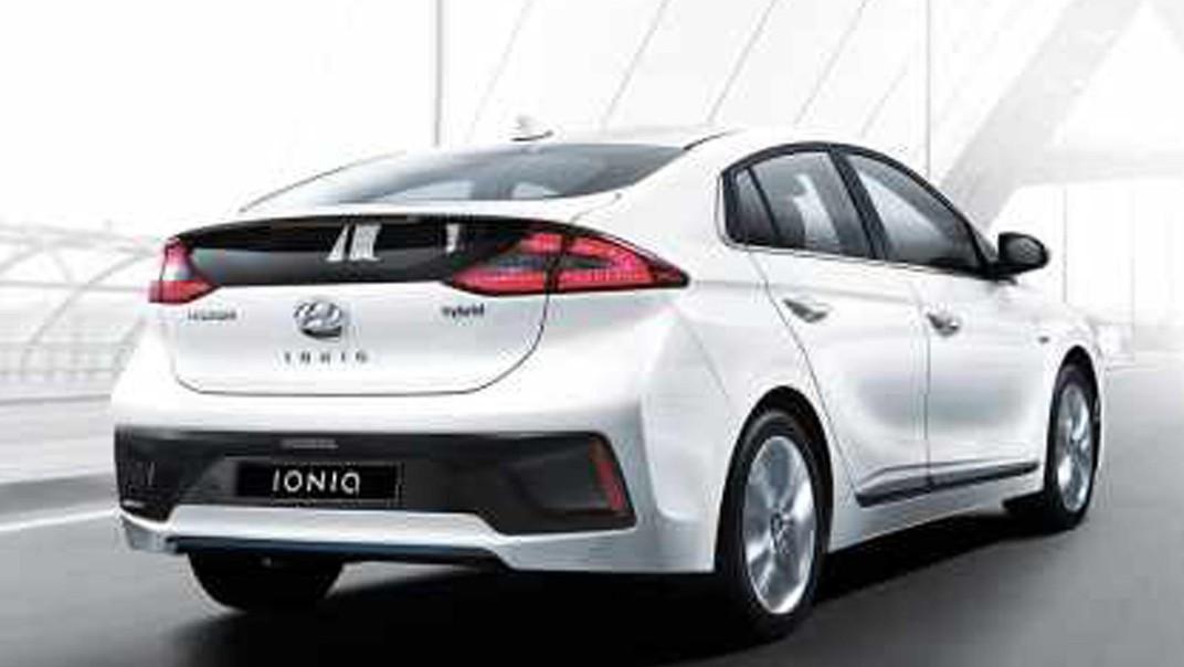 Hyundai Ioniq 2020 Exterior 004