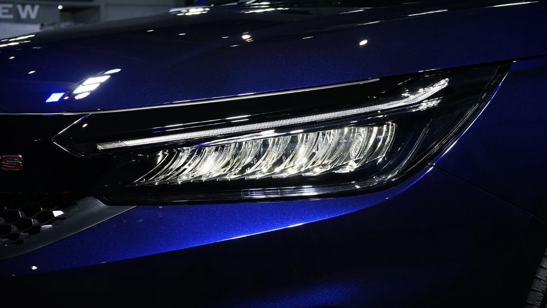 2021 Honda City e:HEV RS Exterior 076