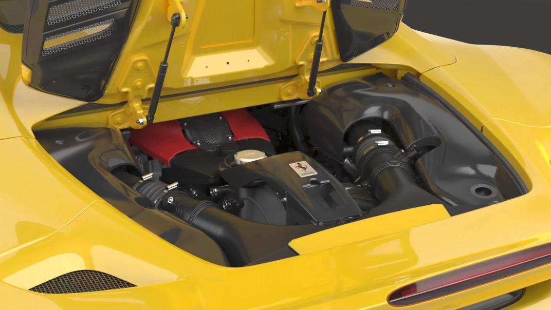 2020 3.9 F8 Spider V8 Turbo Others 001