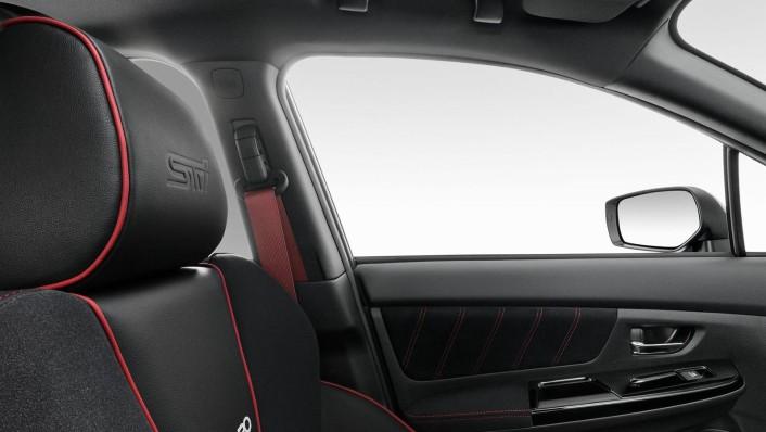 Subaru WRX-STI Public 2020 Interior 005