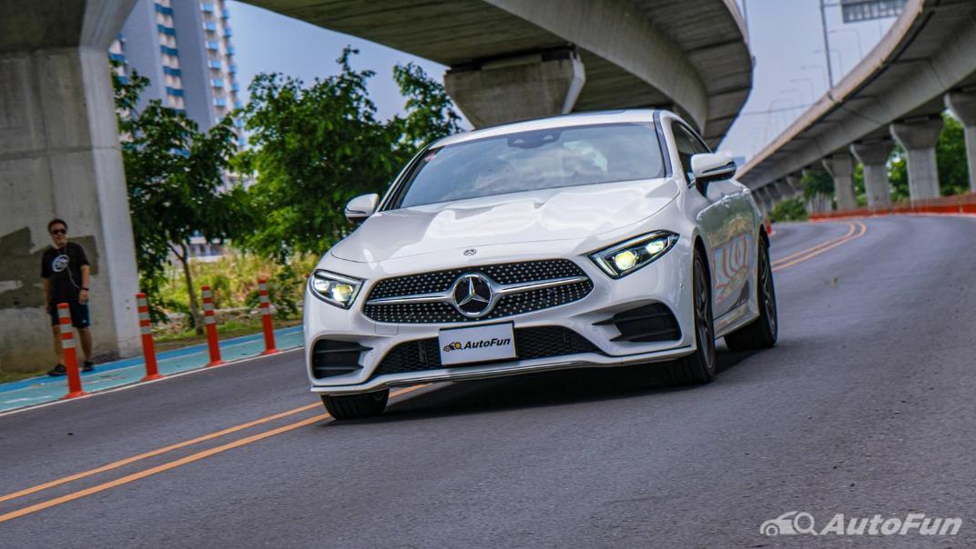 2021 Mercedes-Benz CLS 220 d AMG Premium Exterior 055