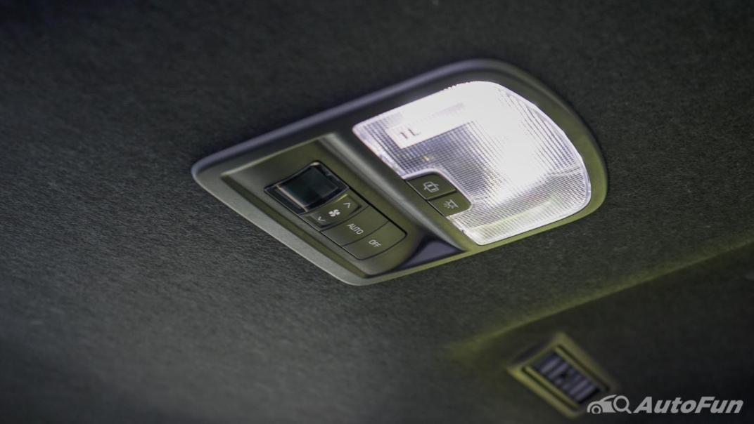 2020 Toyota Fortuner 2.8 Legender 4WD Interior 062