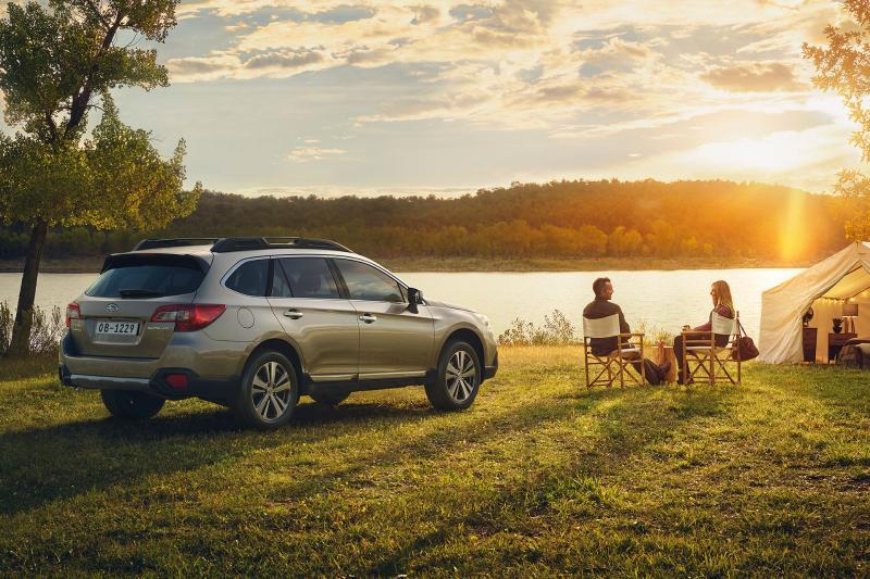 2019 Subaru Outback กับ 4 จุดเด่นของ ที่พร้อมจะลุยไปกับคุณทุกที่ 02