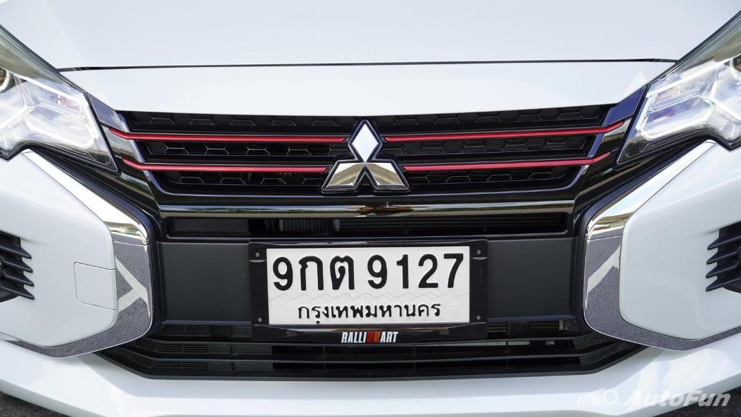 2020 1.2 Mitsubishi Attrage GLS-LTD CVT Exterior 024