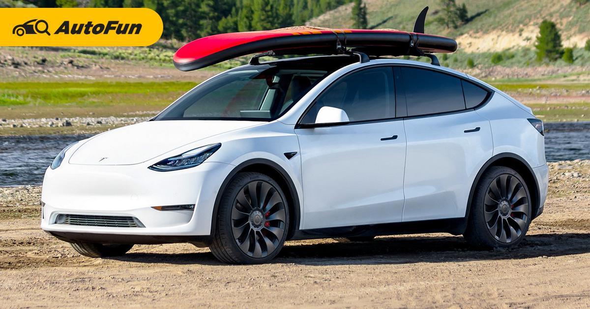 อีลอน มัสก์ มั่นใจสุดขีด Tesla Model Y จะทำยอดขายแซง Toyota Corolla! 01