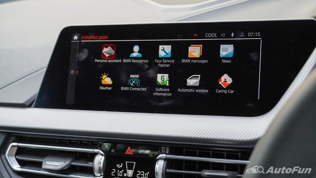 2021 BMW 2 Series Gran Coupe 220i M Sport Interior 045