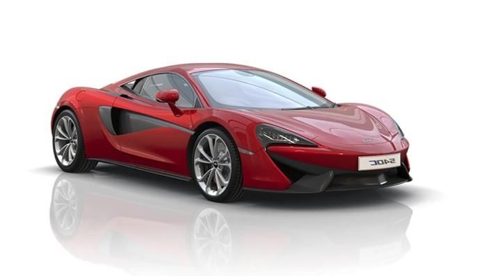 McLaren 540C 2020 Exterior 002