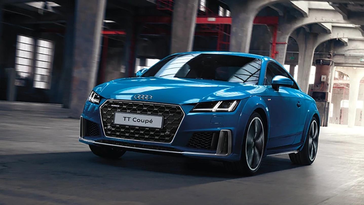 Audi TT Public 2020 Exterior 002