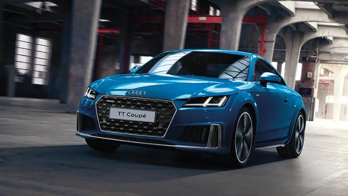 Audi TT 2020 Exterior 002