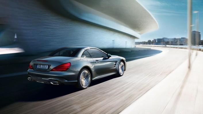 Mercedes-Benz Sl Roadster 2020 Exterior 005