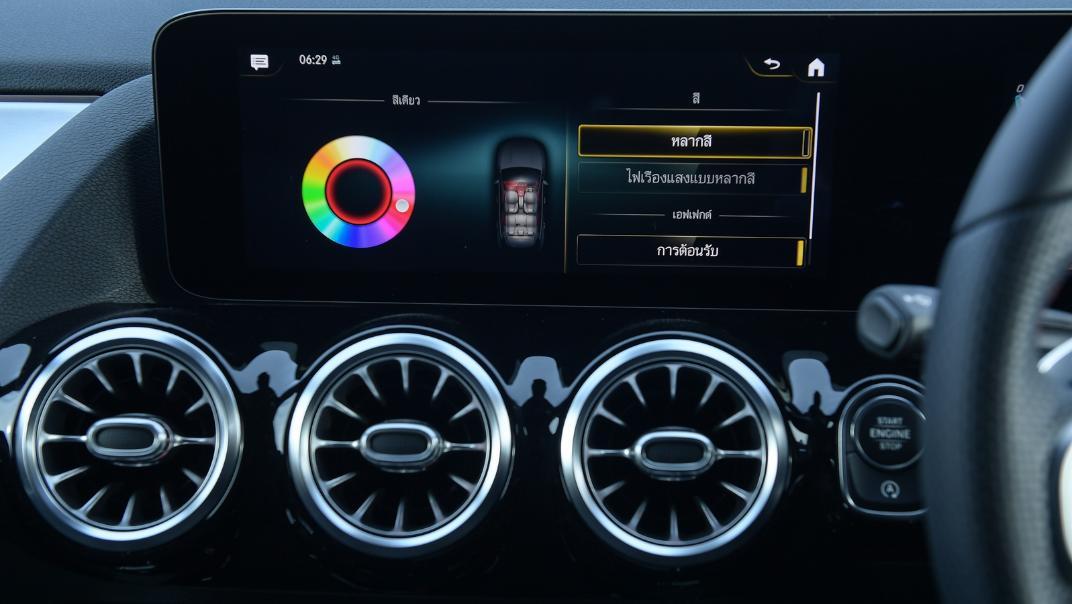 2021 Mercedes-Benz GLA-Class 35 AMG 4MATIC Interior 031