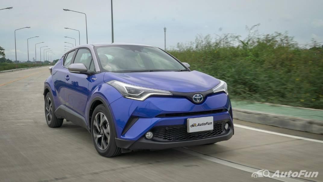 2021 Toyota C-HR Hybrid Premium Safety Exterior 017