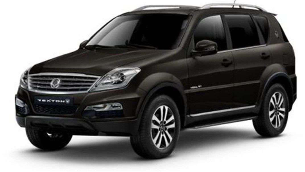 Ssangyong Rexton-W 2020 Others 006