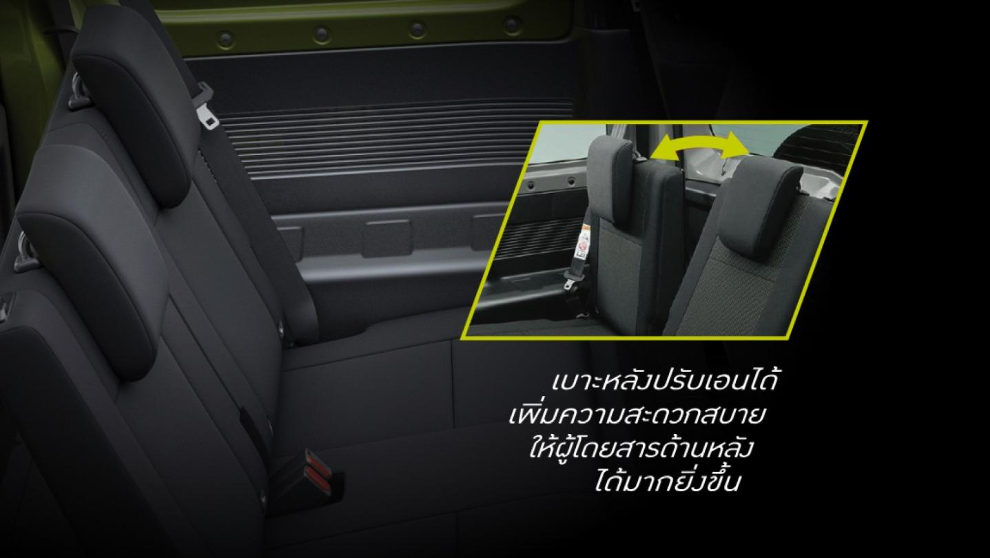 Suzuki Jimny 2020 Interior 010