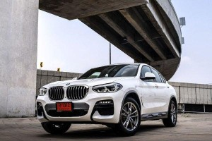 New 2020 BMW X4 xDrive20d M Sport X เปิดตัวในไทยด้วยโปรไฟล์ใหม่ เคาะค่าตัว 3.999 ล้านบาท