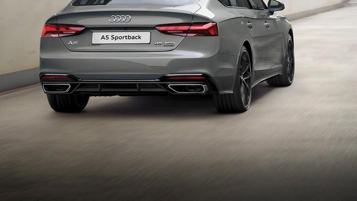 Audi A5 Sportback 2020 Exterior 008
