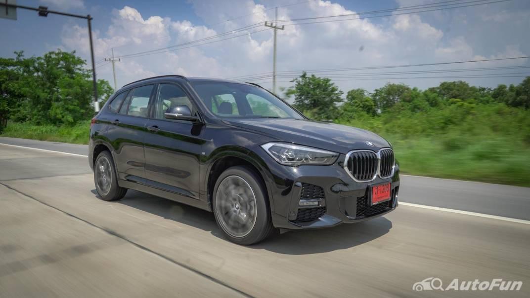 2021 BMW X1 2.0 sDrive20d M Sport Exterior 038
