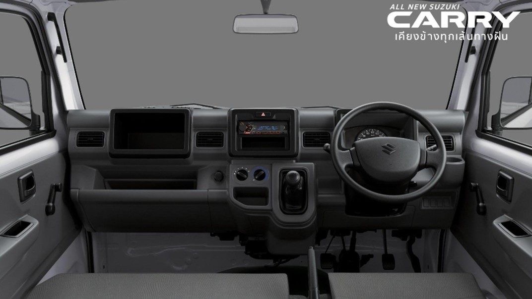 Suzuki Carry 2020 Interior 005