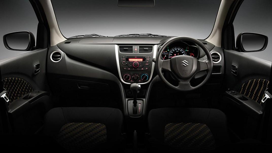 Suzuki Celerio Public 2020 Interior 001