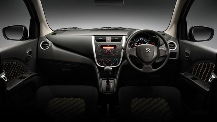 Suzuki Celerio 2020 Interior 001