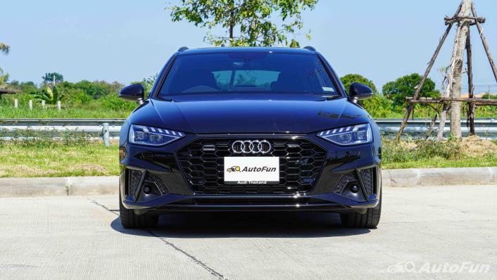 2020 Audi A4 Avant 2.0 45 TFSI Quattro S Line Black Edition Exterior 002