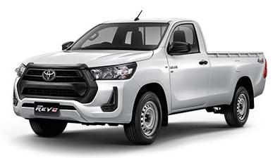 2021 Toyota Hilux Revo Standard Cab 4x4 2.8 Entry ราคารถ, รีวิว, สเปค, รูปภาพรถในประเทศไทย | AutoFun