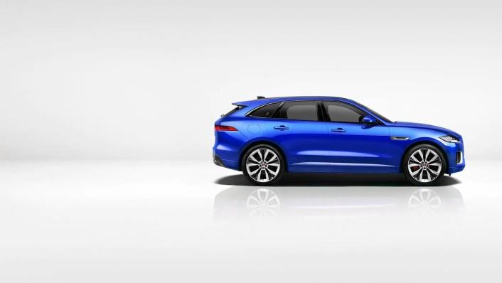 Jaguar F-Pace 2020 Exterior 007