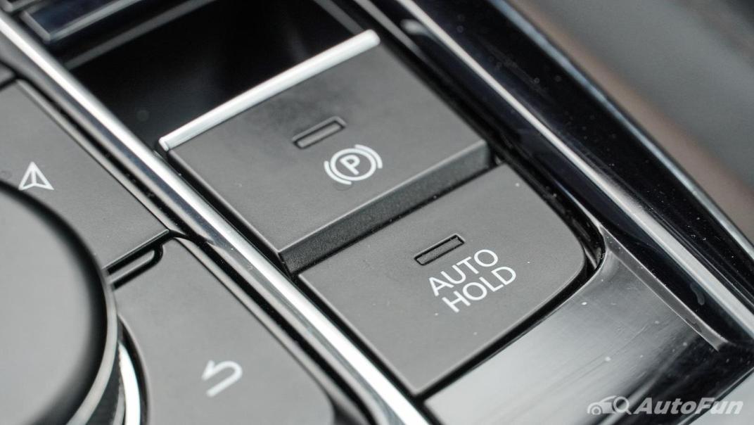 2020 Mazda CX-30 2.0 C Interior 037