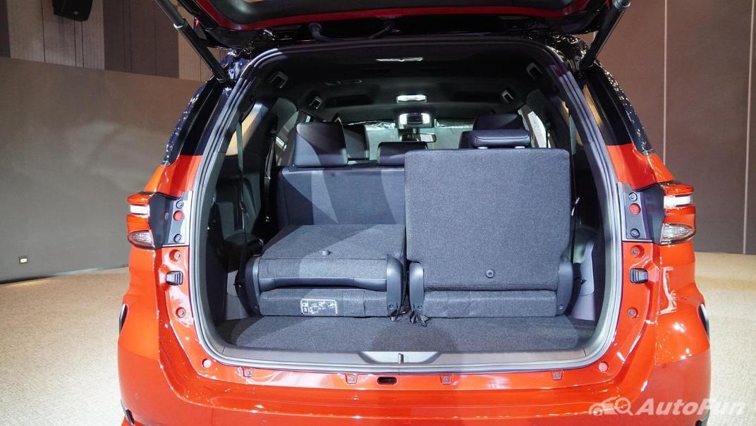 2021 Toyota Fortuner 2.8 GR Sport 4WD Interior 041