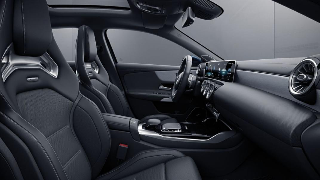 Mercedes-Benz CLA-Class Public 2020 Interior 003