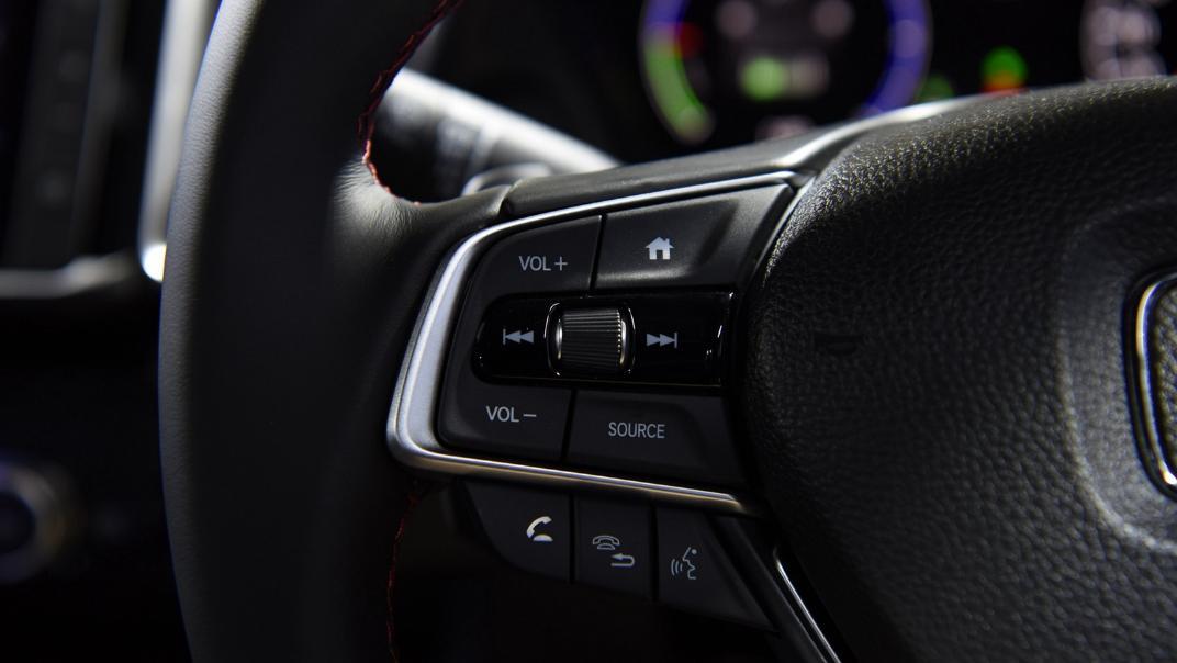 2021 Honda City e:HEV RS Interior 074