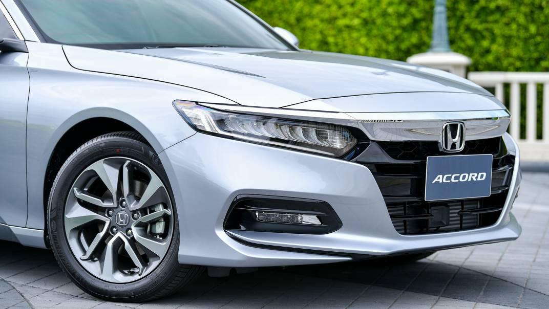 2021 Honda Accord 1.5 Turbo EL Exterior 050