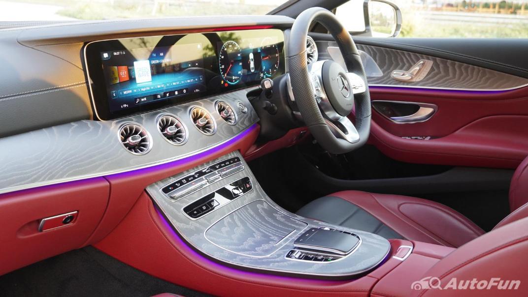 2021 Mercedes-Benz CLS 220 d AMG Premium Interior 042