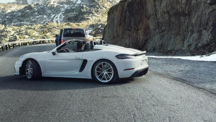 Porsche 718 2020 Exterior 007