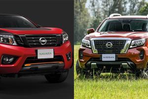 เทียบรุ่นใหม่-รุ่นเก่า 2021 Nissan Navara ไมเนอร์เชนจ์ ปรับแล้วแกร่งน่าใช้กว่าเดิม
