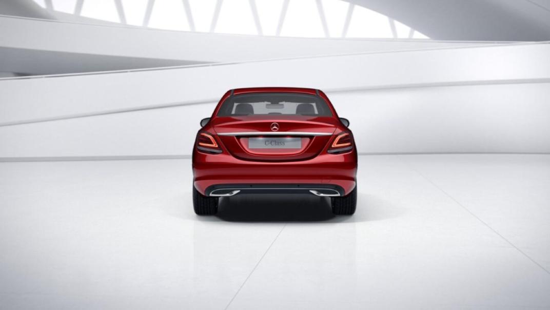 Mercedes-Benz C-Class Saloon Public 2020 Exterior 004
