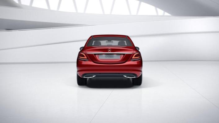 Mercedes-Benz C-Class Saloon 2020 Exterior 004
