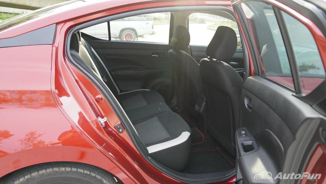 2020 Nissan Almera 1.0 Turbo VL CVT Interior 042