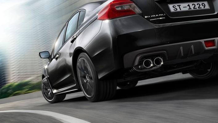 Subaru Wrx 2020 Exterior 009