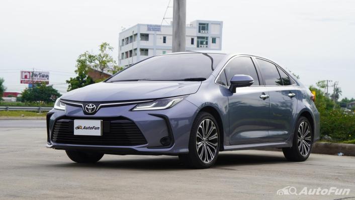 2021 Toyota Corolla Altis 1.8 Sport Exterior 001